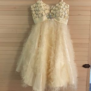 Terani Couture Homecoming/Prom Dress 0